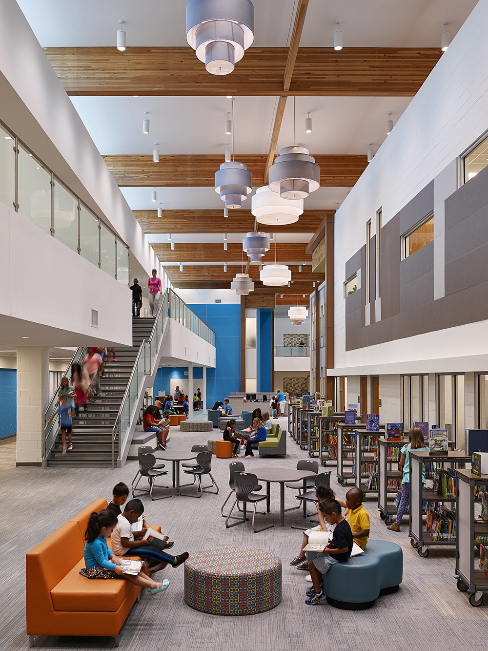 Horry County Schools Firstfloor Sfl A Architects